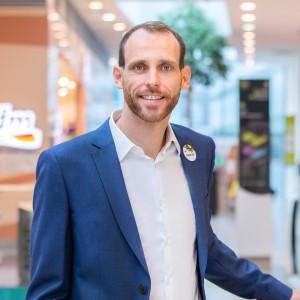 Center-Manager Kurt Müller